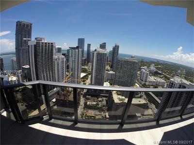 Miami Condo Active-Available: 45 Southwest 9th St #4304
