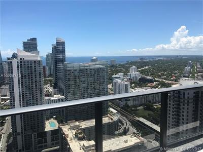 Condo Active-Available: 45 Southwest 9th St #3805