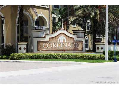 Doral Condo Active-Available: 10855 Northwest 88th Ter #204