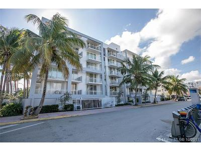 Miami Condo Active-Available: 7832 Collins Ave #301