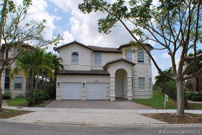 Doral Single Family Home Active-Available: 11578 Northwest 84th St