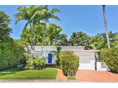 Surfside Single Family Home For Sale: 8910 Garland Ave