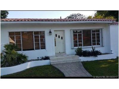Miami Single Family Home Active-Available: 680 Northeast 82nd Ter