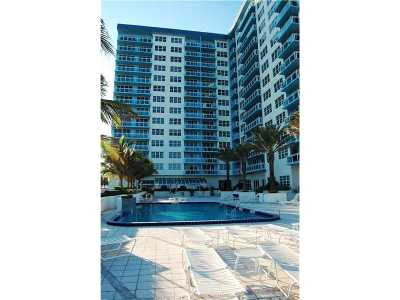 Miami Condo Active-Available: 6917 Collins Ave #408