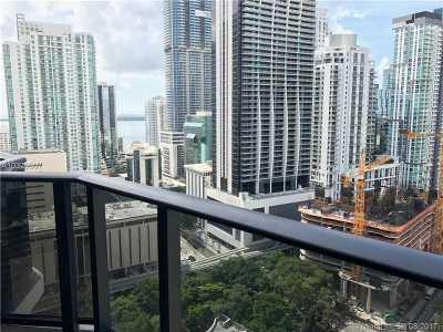 Miami Condo Active-Available: 45 Southwest 9th St #2205