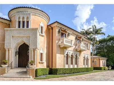 Coral Gables Single Family Home Active-Available: 515 Casuarina Concourse
