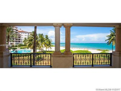 Miami Condo Active-Available: 7722 Fisher Island Dr #7722