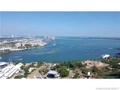Condo For Sale: 244 Biscayne Blvd #3702