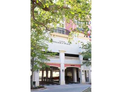 Coral Gables Condo Active-Available: 4100 Salzedo St #809