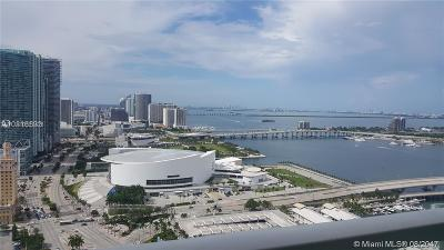 Miami Condo Active-Available: 244 Biscayne Blvd #3604