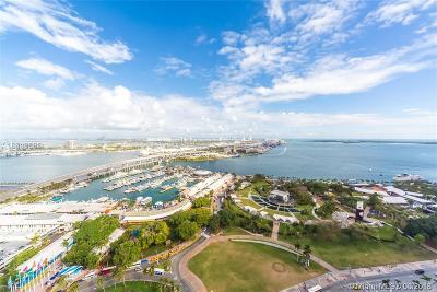 Miami Condo Active-Available: 244 Biscayne Blvd #3302