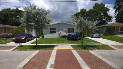 Dania Beach Multi Family Home Active-Available: 117 Northwest 10th Ct