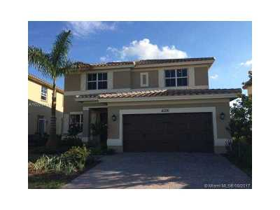 Parkland Single Family Home Active-Available: 10370 Waterside Ct