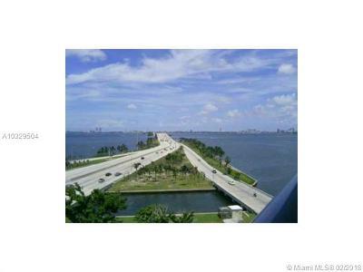 Miami Condo Active-Available: 601 Northeast 36th St #711