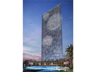 Miami Condo Active-Available: 480 Northeast 31 St #907