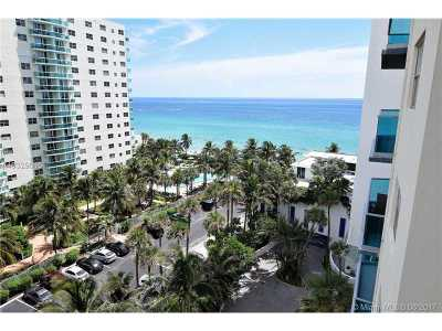 hollywood Condo For Sale: 4001 S Ocean Dr #9M