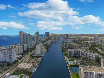 Hallandale Condo Active-Available: 800 Parkview Dr #827