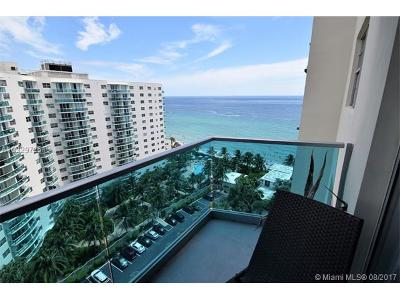 Hollywood Condo Active-Available: 4001 South Ocean Dr #15M