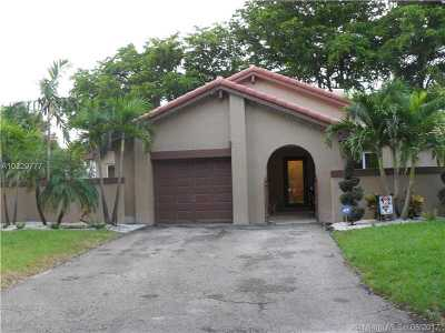 Hialeah Single Family Home Active-Available: 17324 Northwest 62nd Pl