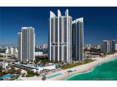 Sunny Isles Beach Condo Active-Available: 18001 Collins Ave #1709