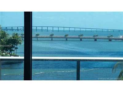 Condo Active-Available: 300 South Biscayne Blvd #L-410