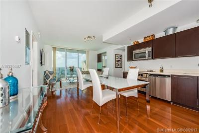 Miami Condo Active-Available: 90 Southwest 3rd St #3207