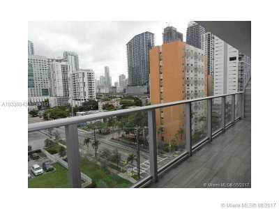 Miami Condo Active-Available: 1010 Southwest 2 Ave #1210