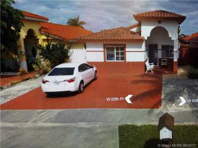 Hialeah Single Family Home Active-Available: 3153 West 69th Pl