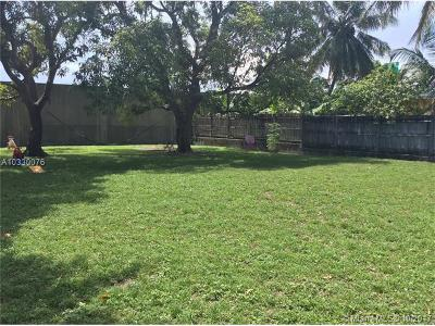 Hallandale Multi Family Home Active-Available: 420 Southwest 11th Ave