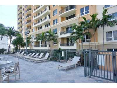 Miami Condo Active-Available: 3232 Southwest 22nd St #1708