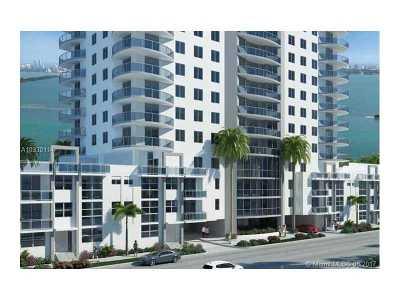 Miami Condo Active-Available: 601 Northeast 23rd St #TH4