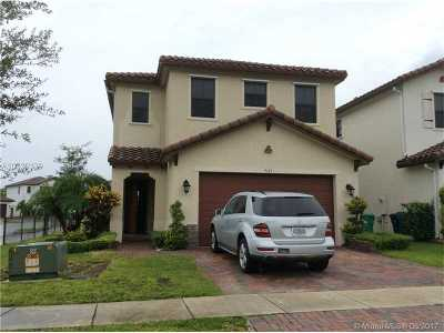 Miramar Single Family Home Active-Available: 9143 Southwest 36th St