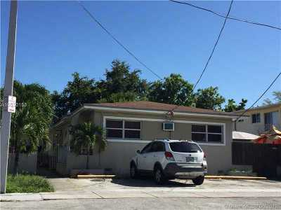 Miami Multi Family Home Active-Available: 660 Southwest 10 St