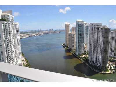 Condo For Sale: 200 Biscayne Boulevard Way #3705