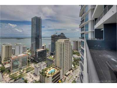 Miami Condo Active-Available: 60 Southwest 13th St #4004