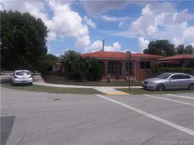 Miami Single Family Home Active-Available: 5145 Southwest 5th Ter
