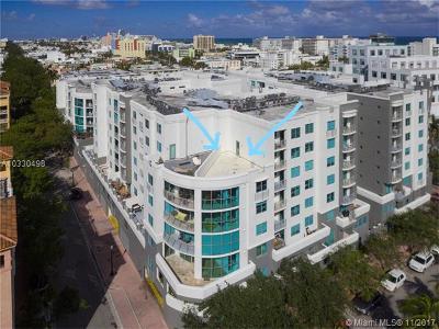 Miami Beach Condo Active-Available: 110 Washington Ave #1713