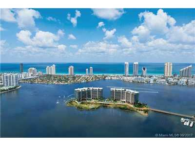 Aventura Condo For Sale: 5000 Island Estates #PH A
