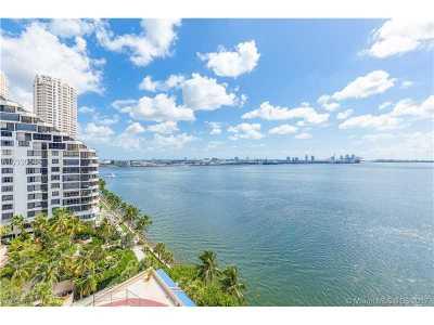 Miami Condo Active-Available: 770 Claughton Island Dr #1213