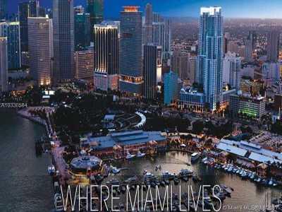 Miami Condo Active-Available: 253 NE 2nd St #1602