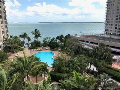 Miami Condo Active-Available: 520 Brickell Key Dr #A813