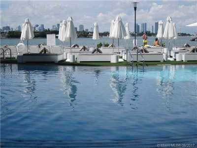 Miami Beach Condo Active-Available: 1100 West Avenue #1403