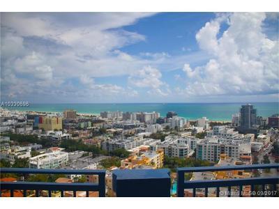 Miami Beach Condo Active-Available: 90 Alton Road #2609