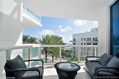 Miami Beach Condo Active-Available: 3801 Collins Ave #602