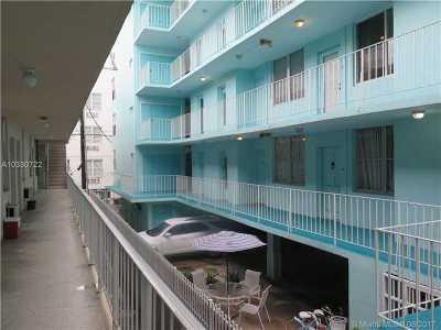 Miami Beach Condo Active-Available: 713 Collins Ave #23