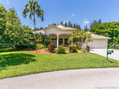 Davie Single Family Home Active-Available: 1903 SW 132nd Way