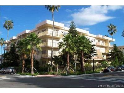 Miami Beach Condo Active-Available: 855 Euclid Ave #101