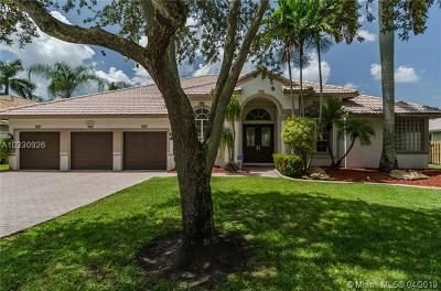 Davie Single Family Home For Sale: 6323 Champlain Ter