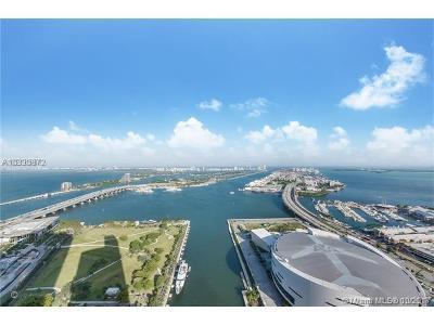 Miami Condo Active-Available: 888 Biscayne Blvd #4910