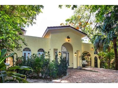 Miami Single Family Home Active-Available: 3744 Irvington Ave